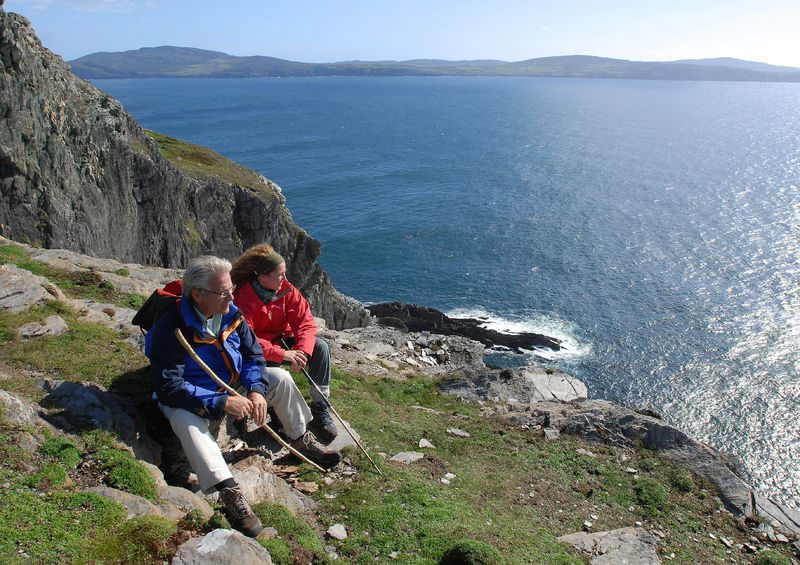 Hillwalkers by the Cliffs.jpg
