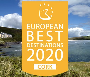 Cork Voted one of Europe's Best Destinations 2020
